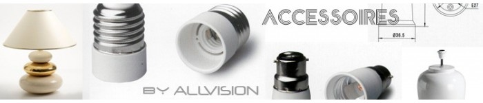accessoires luminaires