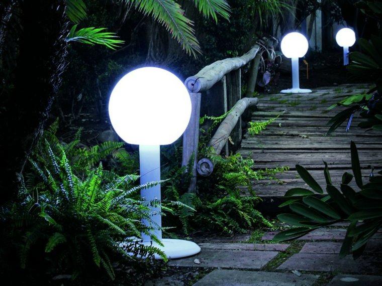 Emejing Luminaires De Jardin Keria Photos - Design Trends 2017 ...