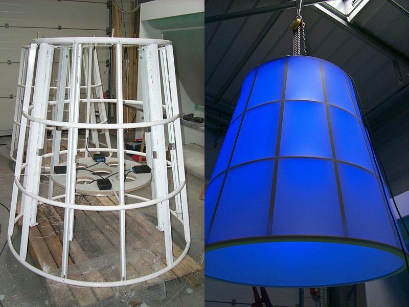 fabricant luminaire