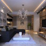 idée luminaire salon