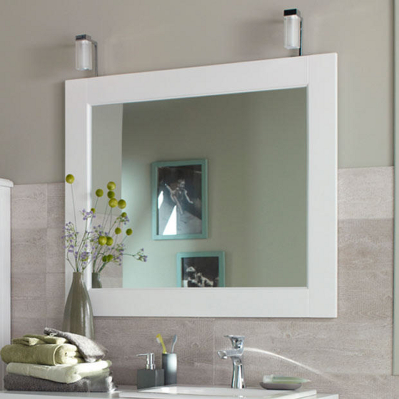 Miroir Salle De Bain Lapeyre