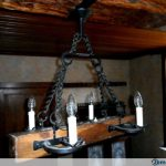 luminaire antique à vendre