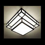 luminaire art deco plafonnier
