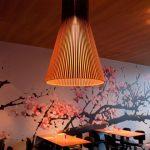 luminaire asiatique
