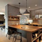 luminaire bar cuisine