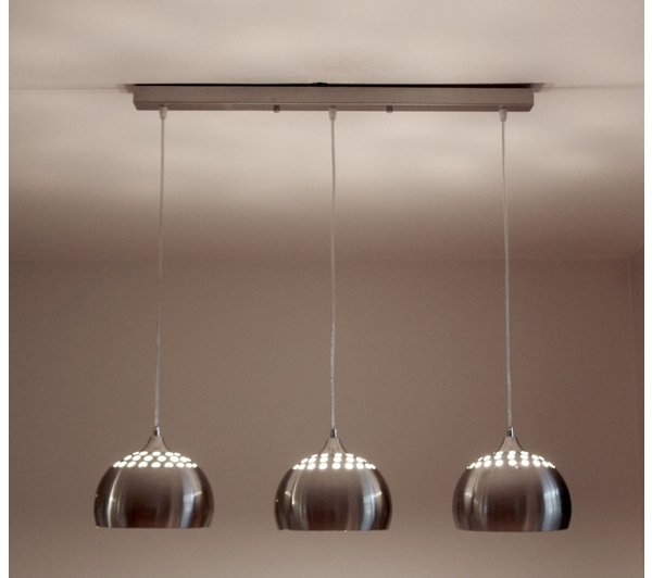 Superb luminaire suspension 3 lampes 11 luminaire bar for Suspension luminaire 3 lampes