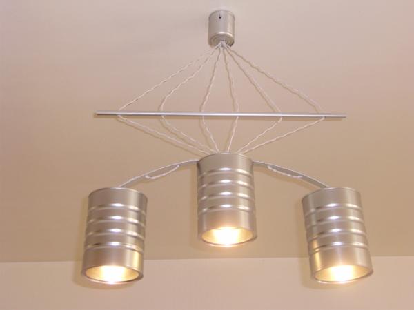 luminaire boite de conserve