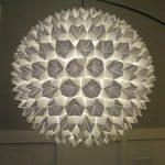 luminaire boule chinoise
