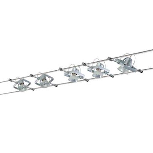 luminaire cable tendu