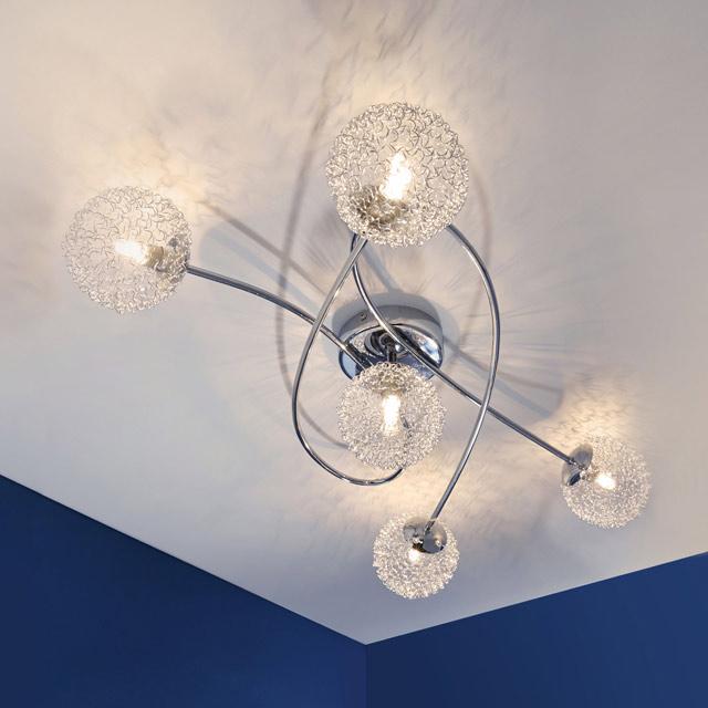 luminaire castorama plafonnier