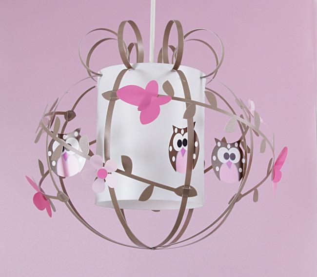 luminaire chambre bébé fille - photos-luminaire