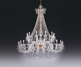 luminaire cristal design