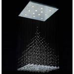 luminaire cristal swarovski