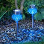 luminaire de jardin solaire