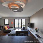 luminaire de salon moderne