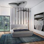 luminaire design chambre