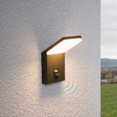 luminaire exterieur avec detecteur de mouvement