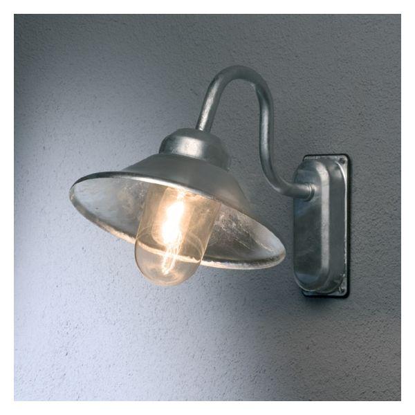 luminaire exterieur industriel