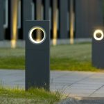 luminaire exterieur moderne