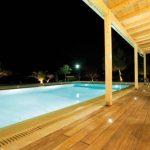 luminaire exterieur piscine