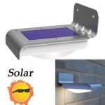 luminaire exterieur solaire led
