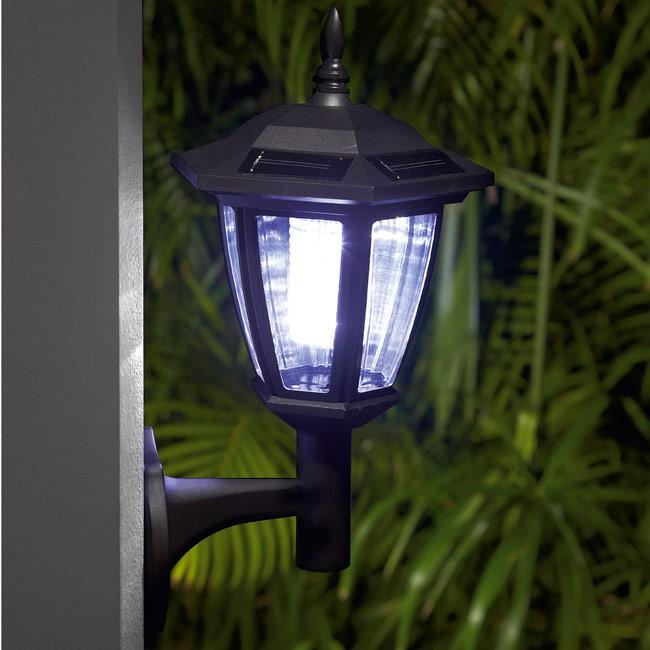 Lampadaire exterieur solaire pas cher cheap lampe de - Luminaire exterieur pas cher ...