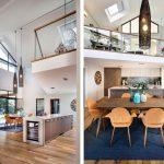 luminaire haut plafond
