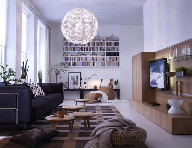 Ikea Luminaires Salon