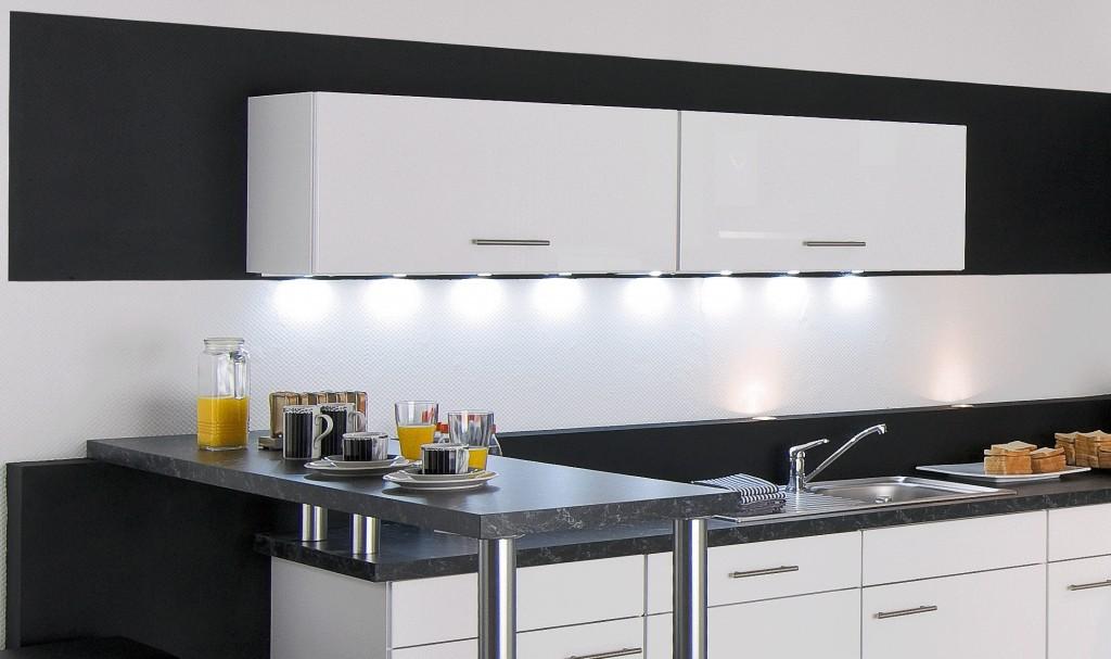 luminaire led pour cuisine