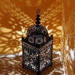 luminaire marocain fer forge