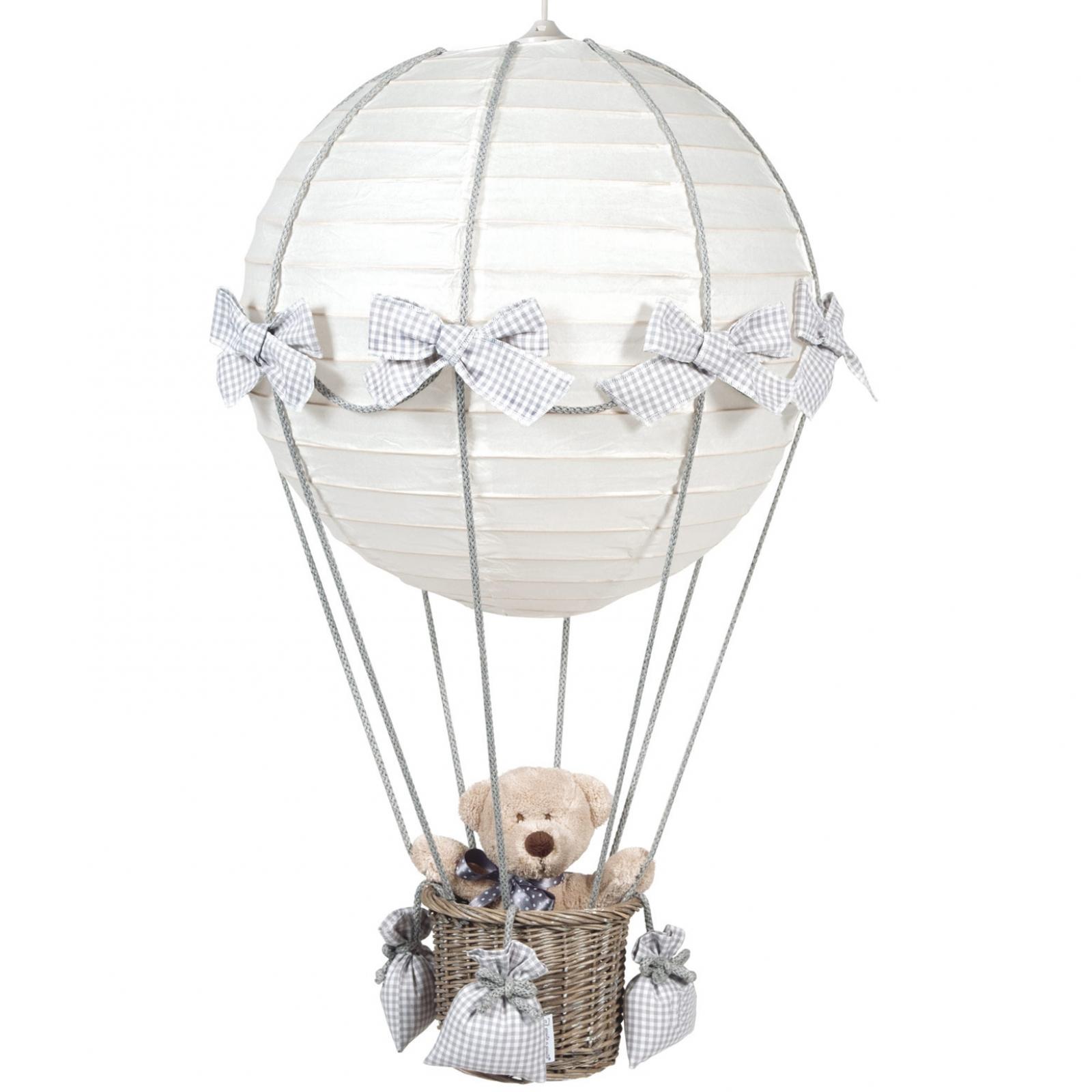 luminaire montgolfière