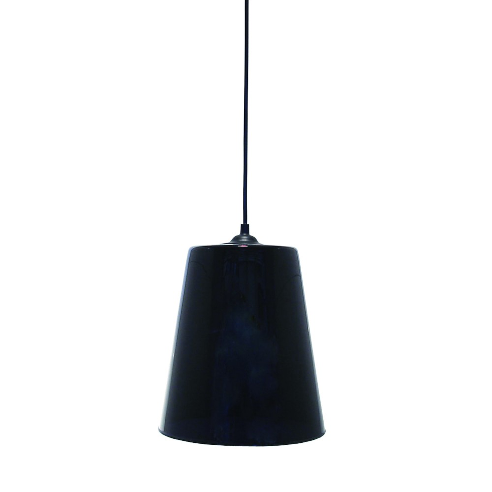 luminaire noir suspension