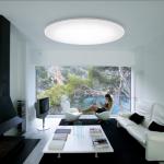 luminaire plafond bas