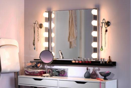 Eclairage Miroir Salle De Bain Ikea Femandm