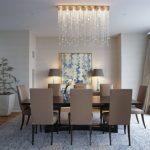 luminaire salle à manger moderne