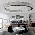 luminaire salon moderne