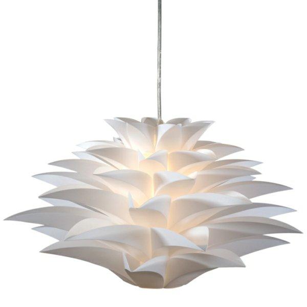 luminaire suspendu blanc