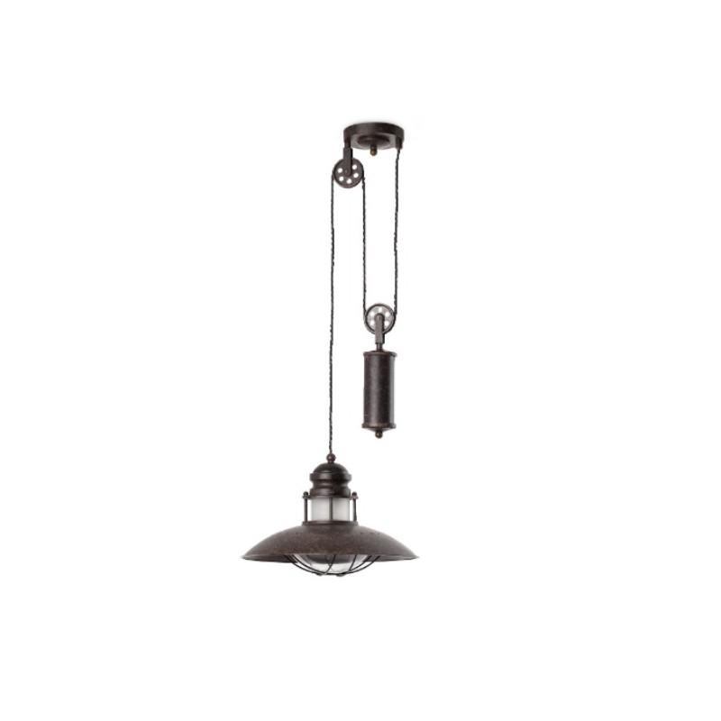 luminaire suspendu reglable en hauteur
