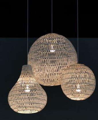 luminaire suspendu salon