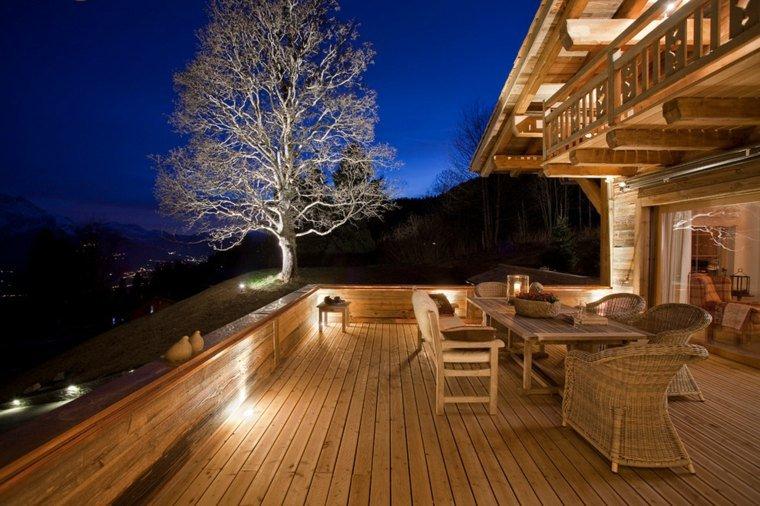 luminaire terrasse