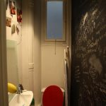 luminaire toilette