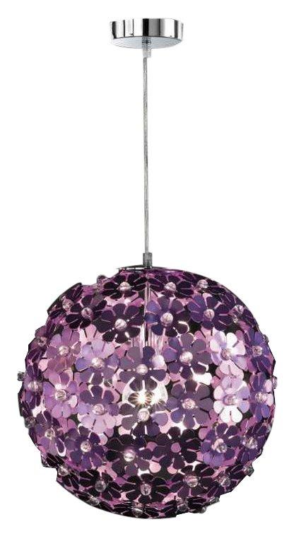 luminaire violet