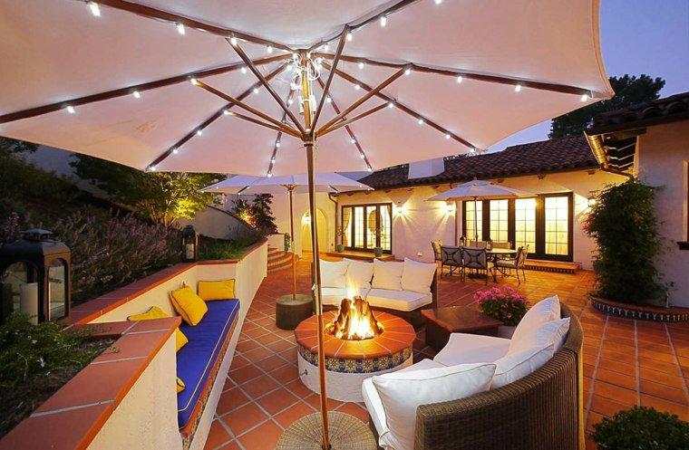 luminaires terrasses et jardins