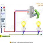 schema electrique luminaire