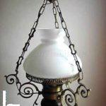 suspension luminaire ancienne