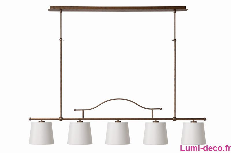 suspension luminaire grande longueur