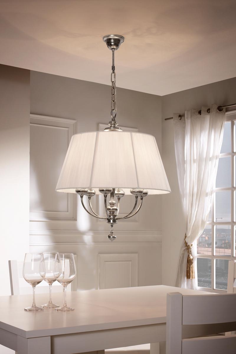 suspension luminaire romantique