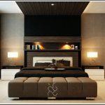 tete de lit avec luminaire